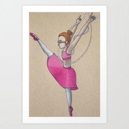 Kathleen Art Print