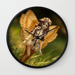 Fly away to your dreams! Wall Clock