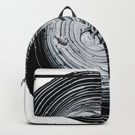 The Hole (Black and White) Backpack
