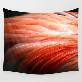 Flamin' Flamingo Wall Tapestry
