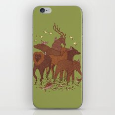 Topiary iPhone & iPod Skin