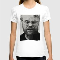 actor T-shirts featuring R.I.P Philip Seymour Hoffman by David