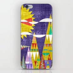 Les Alps iPhone & iPod Skin