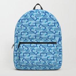 Brain Freeze Pattern Backpack
