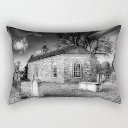 Old Dutch Church Of Sleepy Hollow Rectangular Pillow
