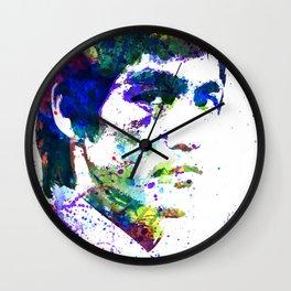 B Lee Wall Clock