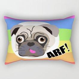 ARF! Rectangular Pillow
