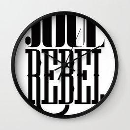 soul rebel Wall Clock