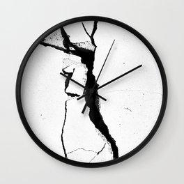 Broken 1 Wall Clock