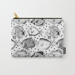 Fish - the school Carry-All Pouch