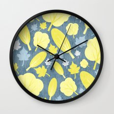 Classical Spring 4 Wall Clock