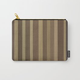Wooden Planks Carry-All Pouch
