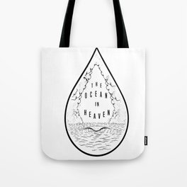 The Ocean in Heaven Tote Bag