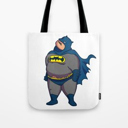 Supersized bat - hero Tote Bag