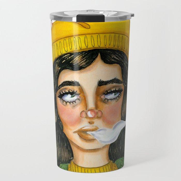 You Should Smile More (Margo) Travel Mug