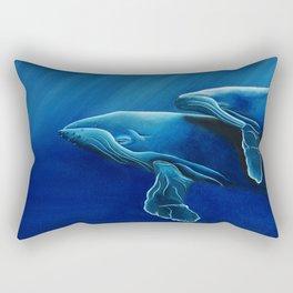 Gentle Giants Rectangular Pillow