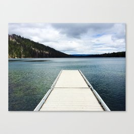 Suttle Lake, OR Canvas Print