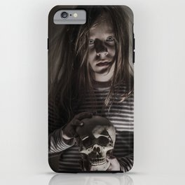 Come, sweet death iPhone Case