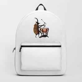 Beetle Tries Timpani Backpack