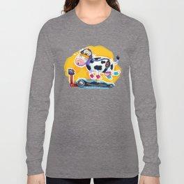 Fat Free Milk Long Sleeve T-shirt