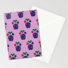 Fruit: Blackberry Stationery Cards