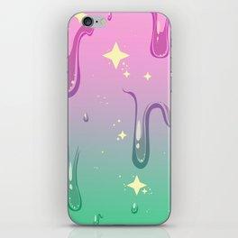Slime Time iPhone Skin