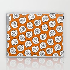 Snail - Pop art sea pattern Laptop & iPad Skin