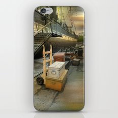 S.S. Great Britain iPhone Skin