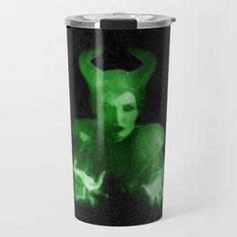Maleficent's Evil Spell / Sleeping Beauty Travel Mug