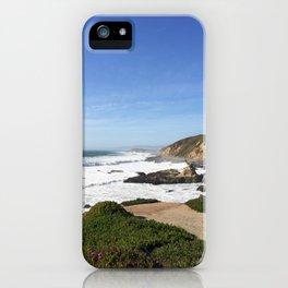 Sunny Bodega Bay iPhone Case