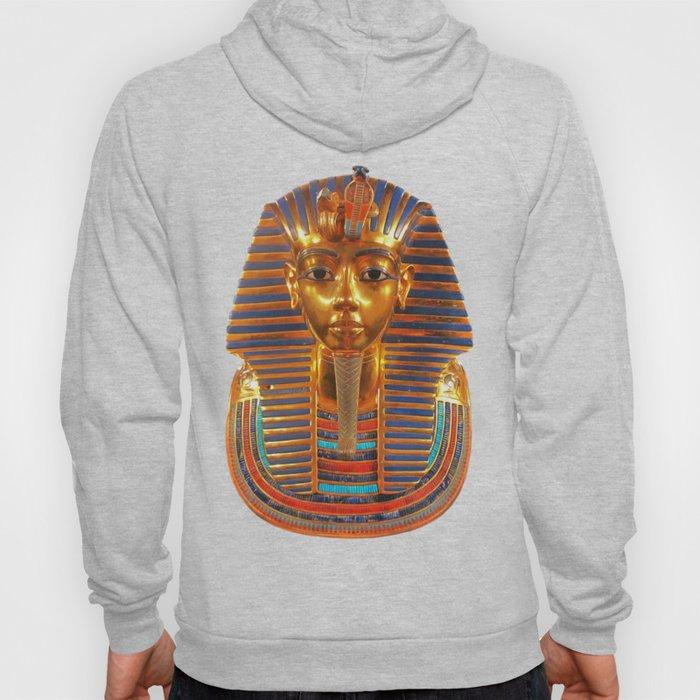 King Tut Egyptian Death Mask Hoody