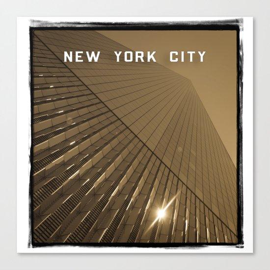 World Trade Center Reborn - New York City Canvas Print