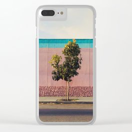 Still Standing Clear iPhone Case