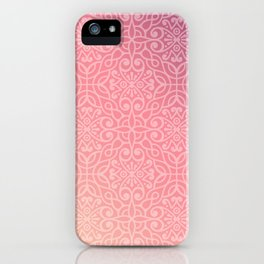 Colorless varnishes iPhone Case
