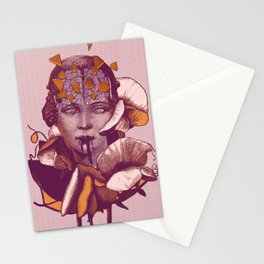 Mythical evolution Stationery Cards