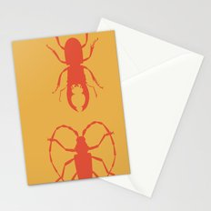 Beetle Grid V3 Stationery Cards