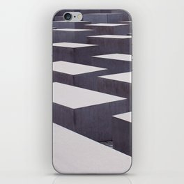block iPhone Skin