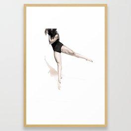 Tanisha - Dancer Series 1 Framed Art Print