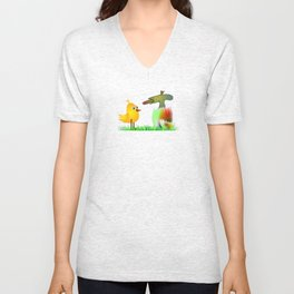 Close Encounters of the Third Kind Unisex V-Neck