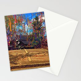 Tanabata, Evening of the seventh Stationery Cards
