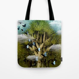 """The Bosch Spring"" Tote Bag"