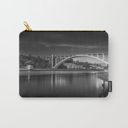Arrabida bridge (III) Carry-All Pouch