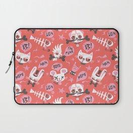 punky pets by unPATO Laptop Sleeve