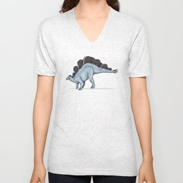 Oreosaurus Unisex V-Neck