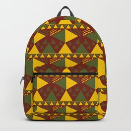 Still Just Triangles Backpack