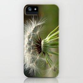 Make a wish... iPhone Case
