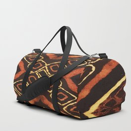 Tribal Batik Duffle Bag
