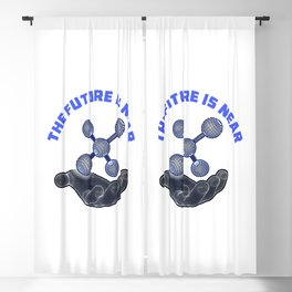 The future is near Blackout Curtain