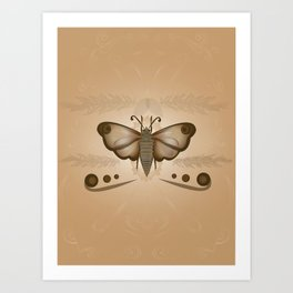 Insect series 2 Art Print