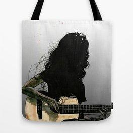 Silhouette Folk Tote Bag